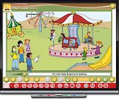 Full Screen Animated Storyline